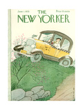 The New Yorker Cover - June 1  1935