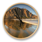 Morro Rock  Is the 576 Foot Tall Plug of an Extinct Volcano  Central California  USA