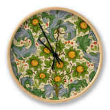 Orchard, Dearle, 1899 Horloge par William Morris