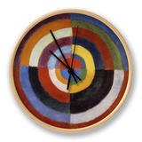 Le disque, 1912 Horloge par Robert Delaunay