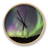 Aurora Borealis  Koyukuk River  Alaska  USA