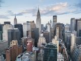 Skyscrapers of Manhattan  New York City