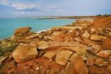 Cliff Landscape at Gantheaume Point