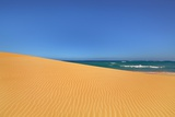 Sand Dune and Ocean