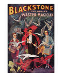 Blackstone  The World's Master Magician  1920