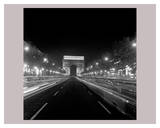 Paris  Champs-Elysees  Arc de Triumphe