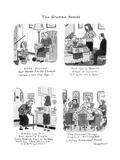 The Gramma Awards - New Yorker Cartoon