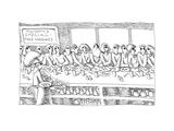Free Sardines - Cartoon
