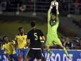 Soccer: Mexico Vs Ecuador