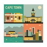 Cape Town City Vector
