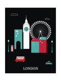 London EnglandVector