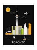 Toronto City Vector