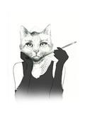 Fashion Animal Fashion Illustration
