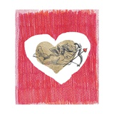 Cupid End Goldenheart Whith Red Crayon
