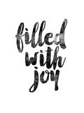 Filled With Joy