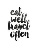 Eat Well Travel Often 2