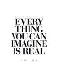 Evrything You Can Imagine is Real
