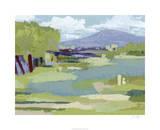 Pastel Marsh I