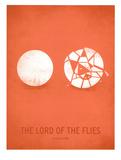Sa Majesté des mouches Lord of the Flies Reproduction d'art par Christian Jackson