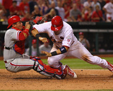 Philadelphia Phillies v St Louis Cardinals