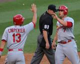 St Louis Cardinals v Colorado Rockies