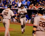 World Series - San Francisco Giants v Kansas City Royals - Game Two