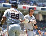 San Francisco Giants v San Diego Padres