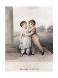 Brother and Sister  Late 18th-Early 19th Century