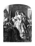 The Bride  1856