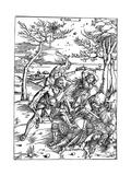 Hercules Killing the Molionides  C1496-1498