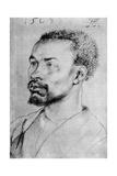 Portrait of a Negro  1508