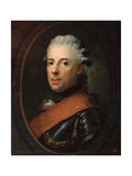 Portrait of Prince Henry of Prussia  18th Century