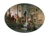 Ottoman Coffee House  1858