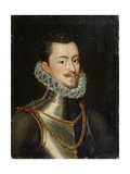 Portrait of the Governor of the Habsburg Netherlands Don John of Austria  16th Century