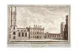 Bank of England  St Christopher-Le-Stocks and St Bartholomew-By-The-Exchange  London  C1775