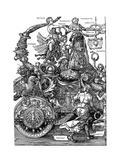 Triumphal Return of Maximilian I  1512-1522