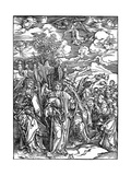 The Four Angels Holding the Winds  1498