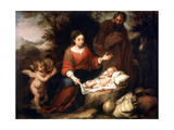 Rest on the Flight into Egypt  C1665