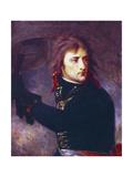 Bonaparte at the Bridge of Arcole  1796
