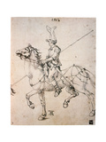 Cavalier with Lance  1502