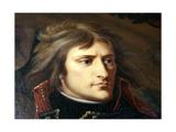 Napoleon Bonaparte on the Bridge at Arcole  C1796-C1797