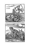 Tournament Scenes  1515-1516
