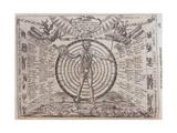 An Astrological Chart  1646