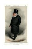 John Bright  British Radical and Liberal Politician  1869