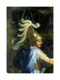 Alexander and Porus  C1673