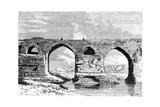 The Bridge of Dezful  Iran  1895
