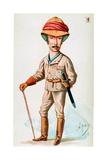 Viscount Wolsley  British Soldier  1874