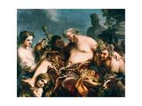 Drunken Silenus  1747