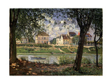 Villeneuve-La-Garenne (Village on the Sein)  1872