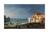 View of Murano from the Island San Pietro Di Castello  18th Century